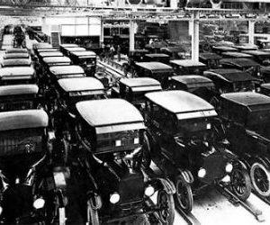 Características de la revolución industrial