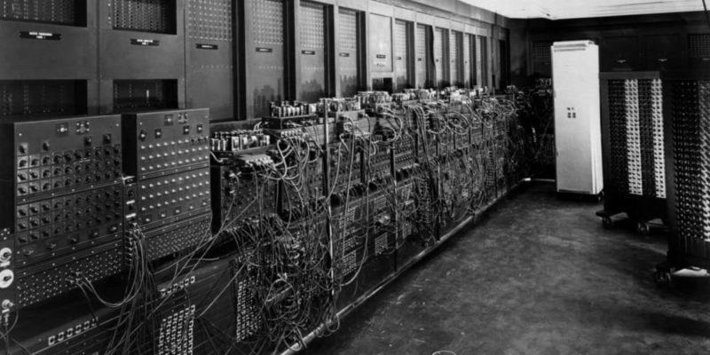 Caracteristicas de la Primera Generación de Computadoras