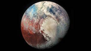 Características de Plutón