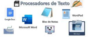Características del Procesador de Texto
