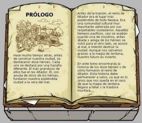 Características del Prólogo