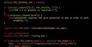 Principales Características Generales del PHP
