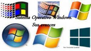 Características del Sistema Operativo Windows
