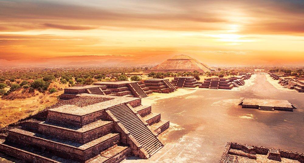 Características de Teotihuacán