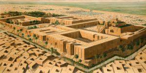 Características de Mesopotamia
