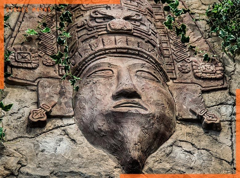 Características de los Mayas